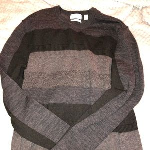 calvin klein men's sweater